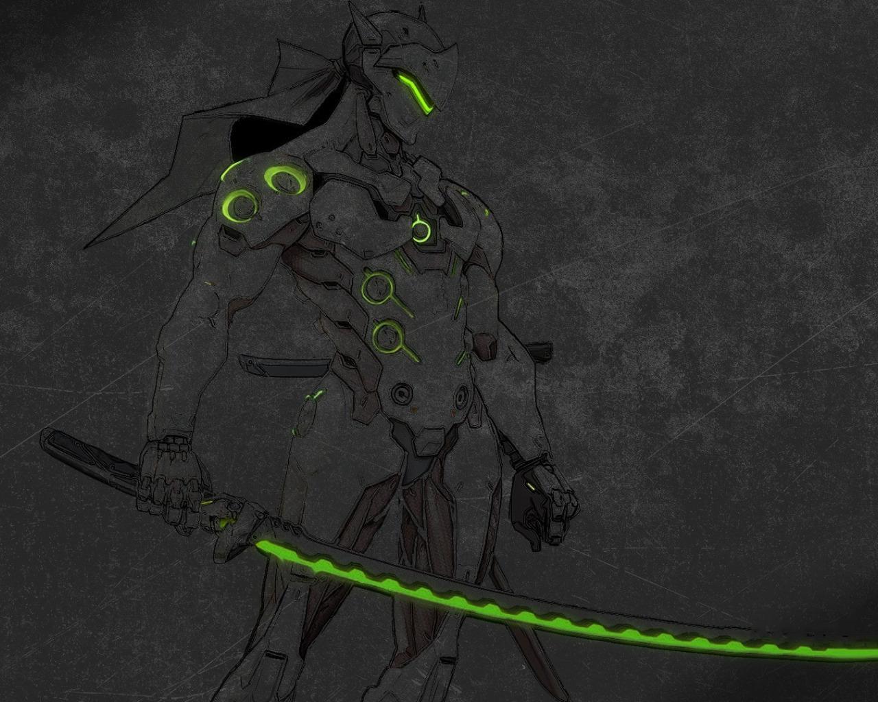 Download Wallpaper Sword Armor Bodysuit Ken Blade Dragon Ninja Suit God Mercenary Overwatch Genji Shimada Genji Section Games In Resolution 1280x1024 See more ideas about ninja armor, armor, mandalorian armor. download wallpaper sword armor