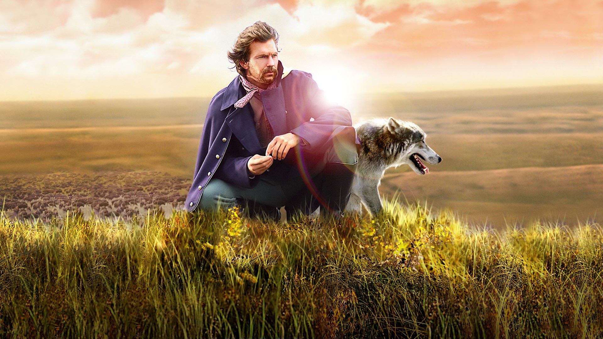 an analysis of the topic of the dances with wolves western In terms of the highest grossing movies at the box office of all time, a modern westerns box office hit doesn't appear on the list until dances with wolves at 177th.