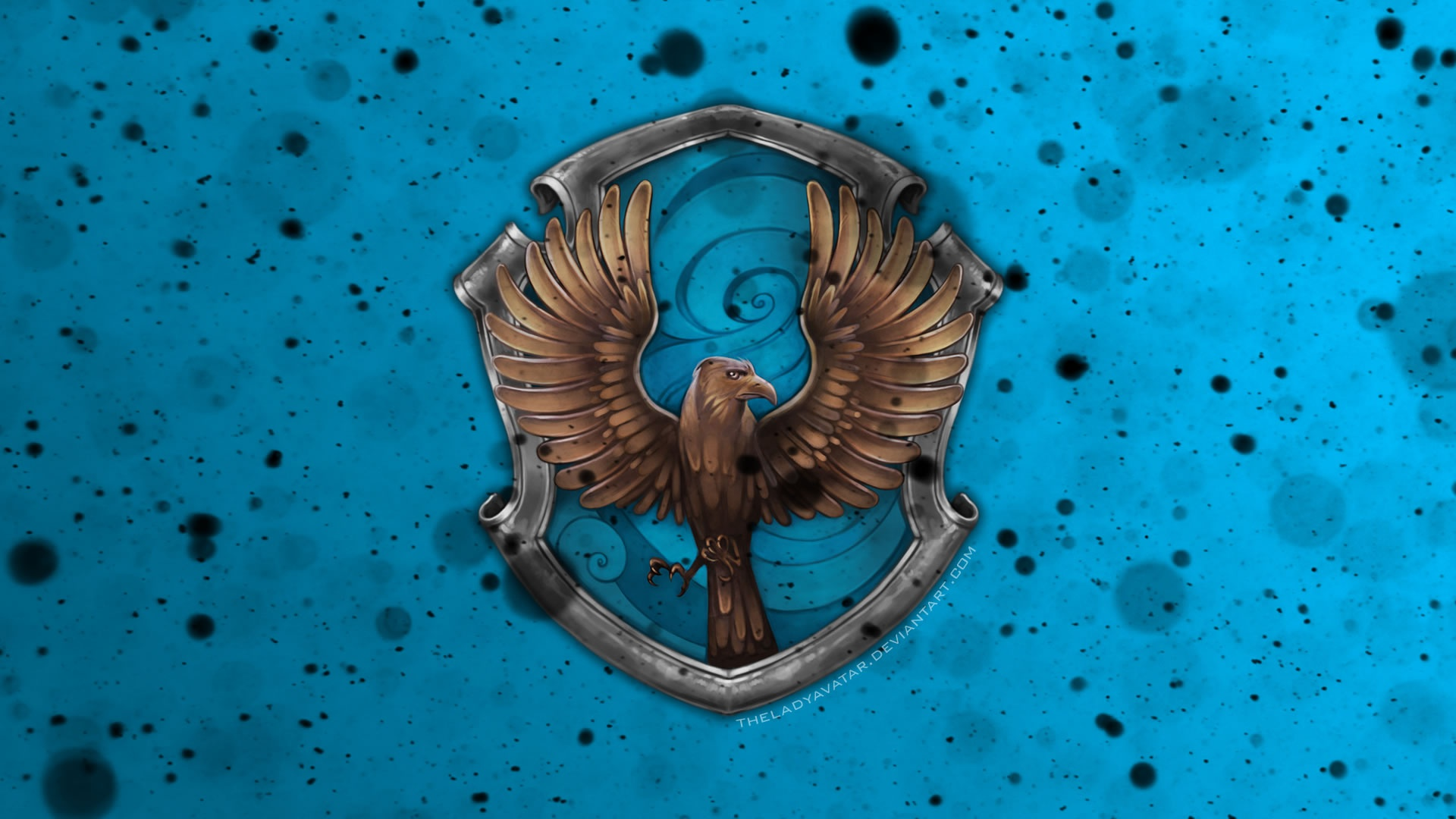 Download Wallpaper Eagle Harry Potter Coat Of Arms Eagle Harry