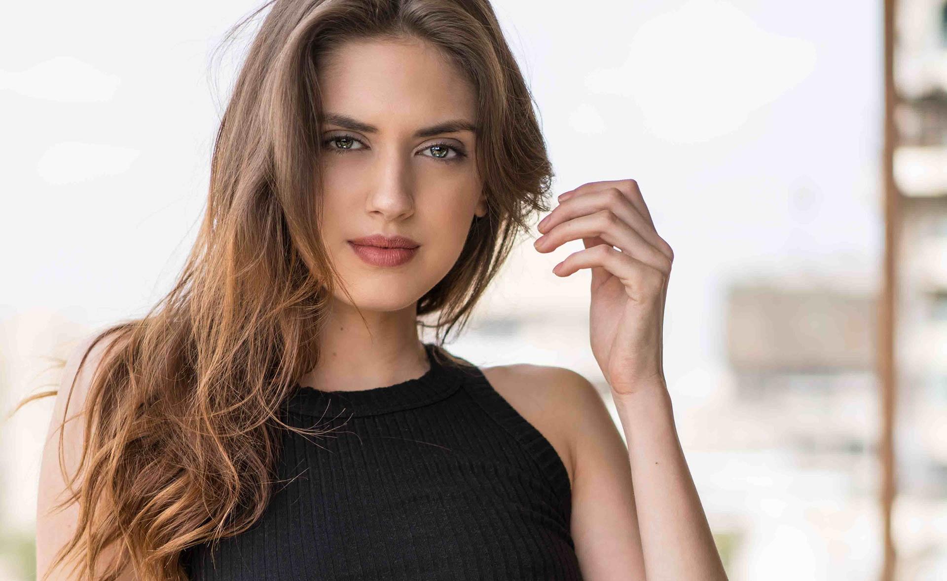 Nice pretty russian woman who — photo 7
