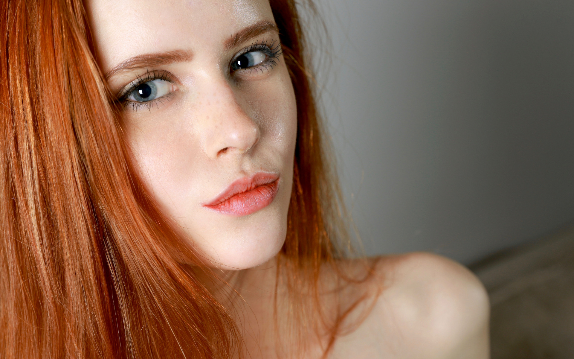 Redhead russian girls