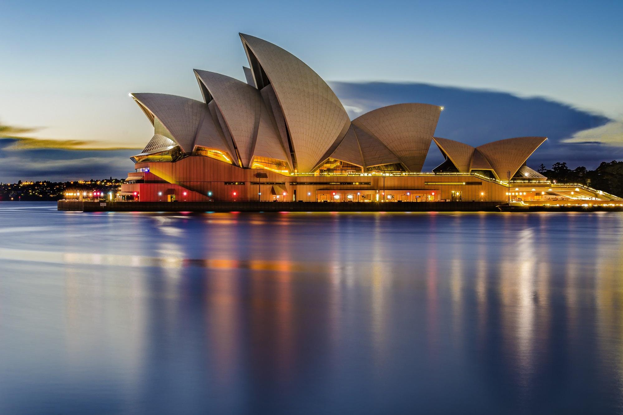 отель в Австралии  № 588660  скачать