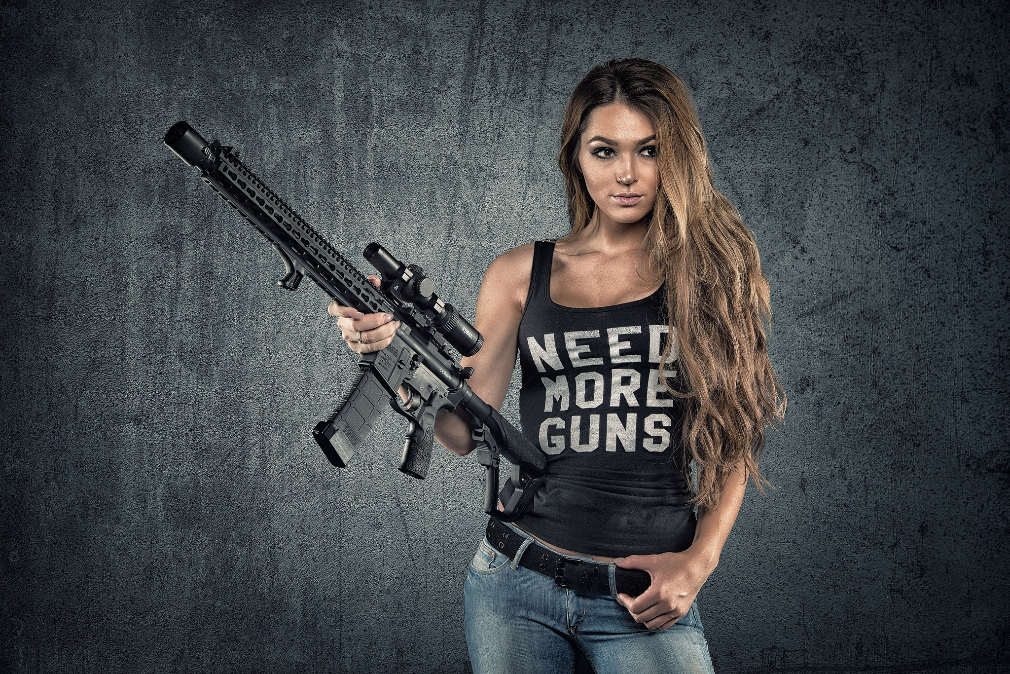 pictures-of-girls-shooting-guns-open-pussy-pose