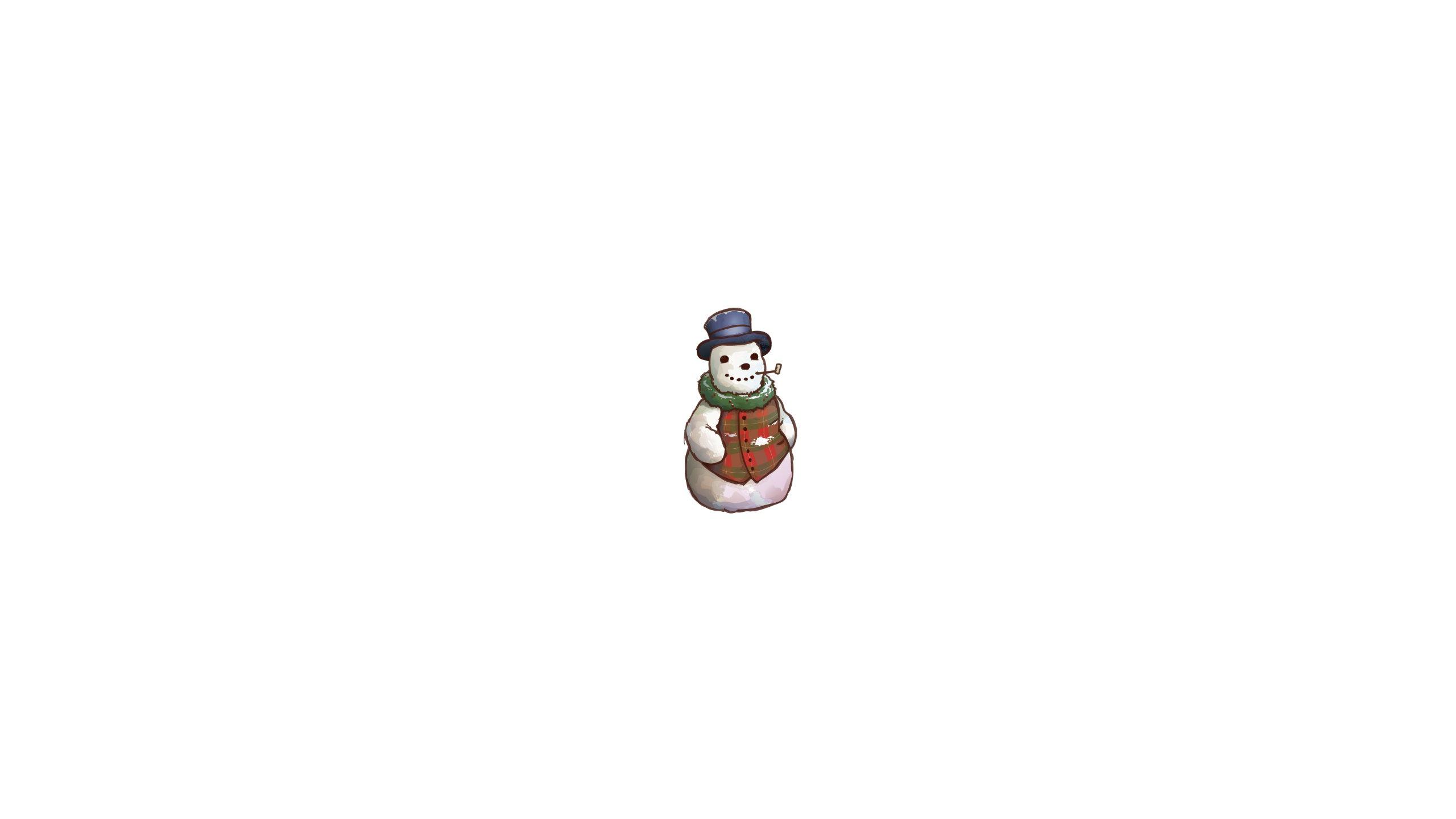 Новогодние Пиксель Обои