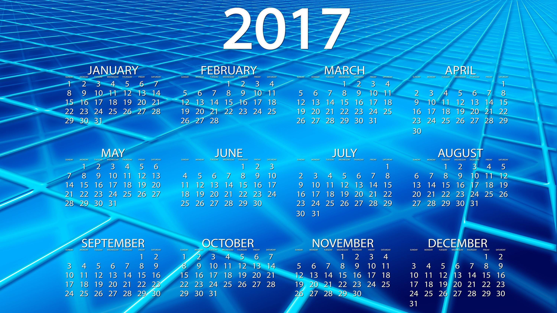 обои на рабочий стол календарь бухгалтера на 2017 год № 154088 бесплатно