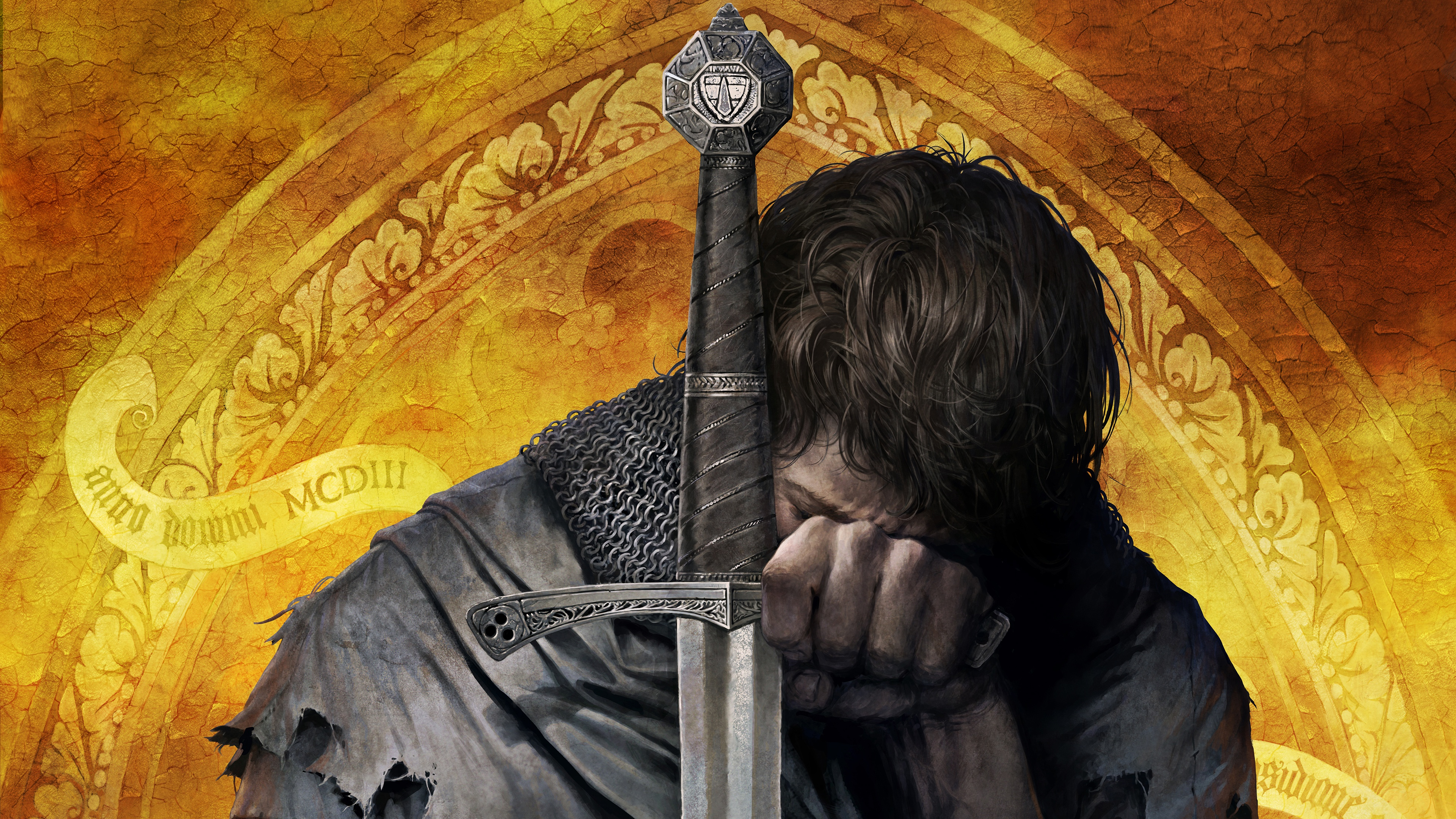 Download wallpaper the middle ages, the events of XIII-XIV, close-up, RPG, role, Kingdom Come ...