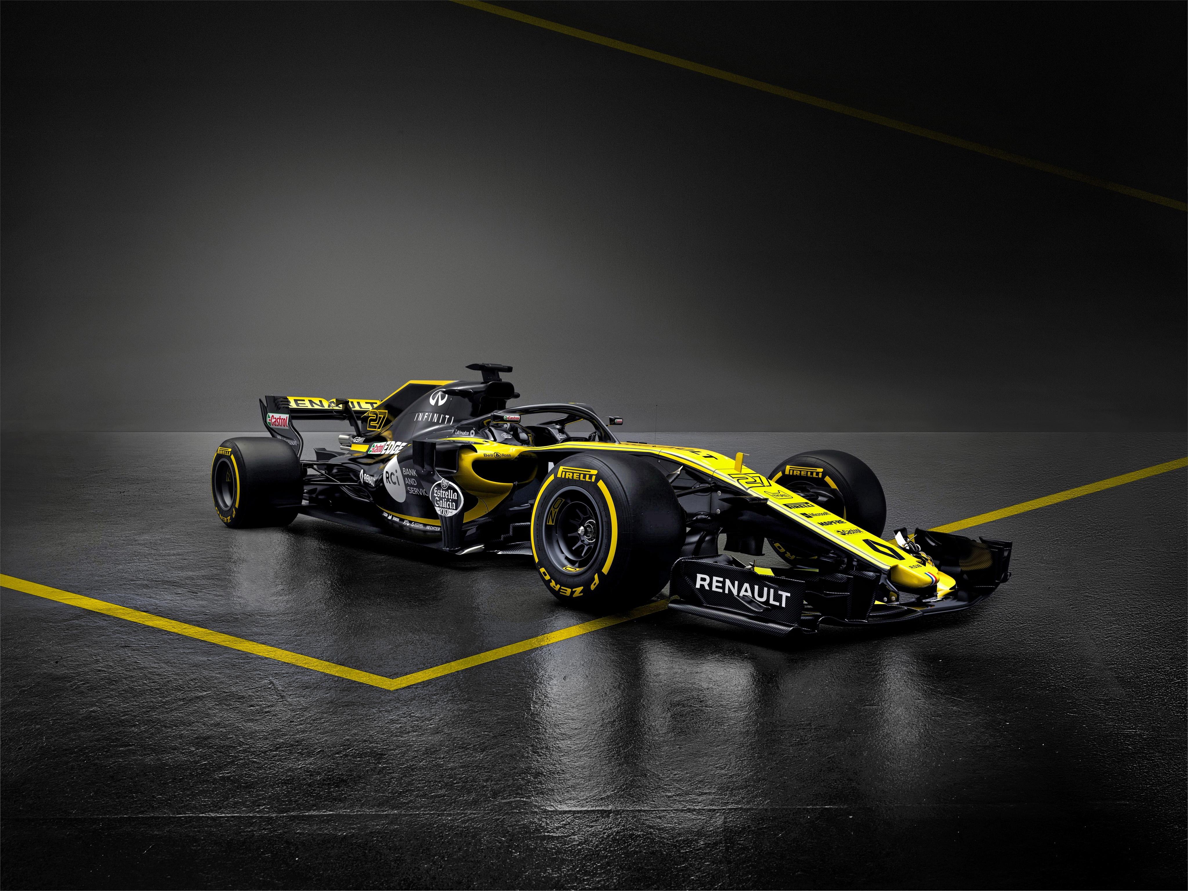 Renault формула 1  № 677676 бесплатно