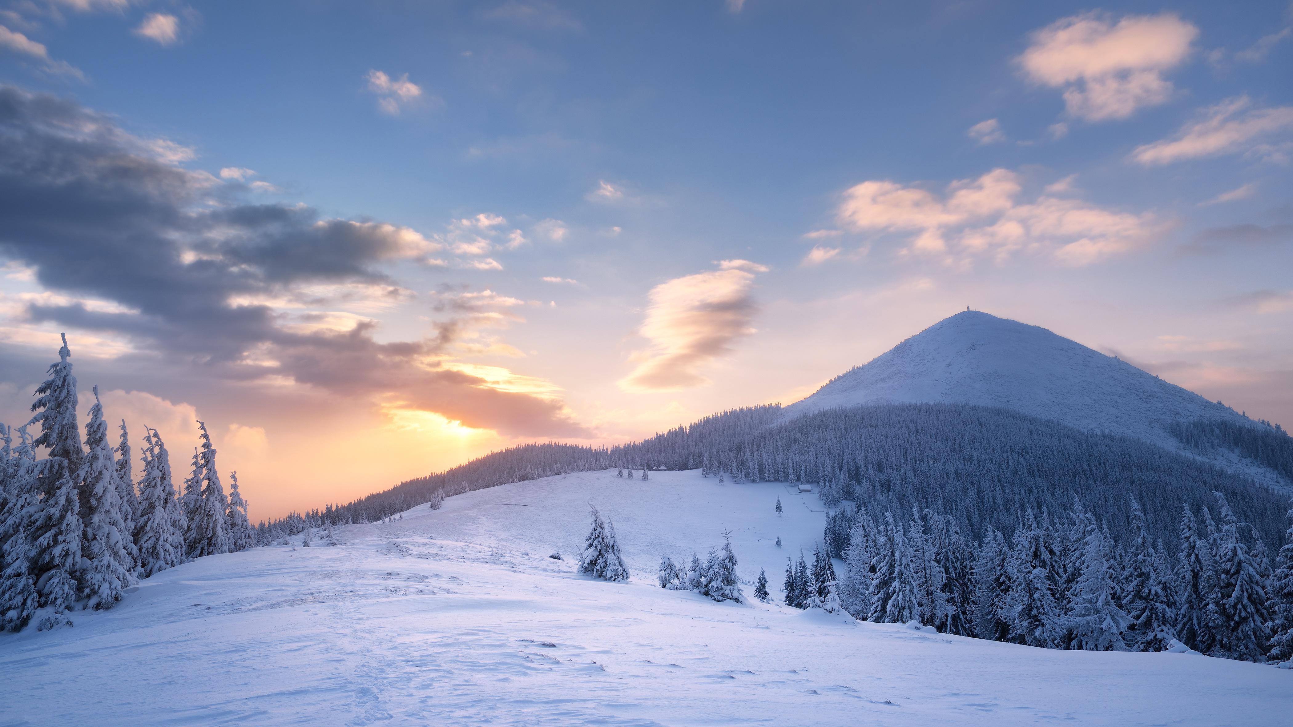 закат склон sunset the slope  № 1569354 бесплатно