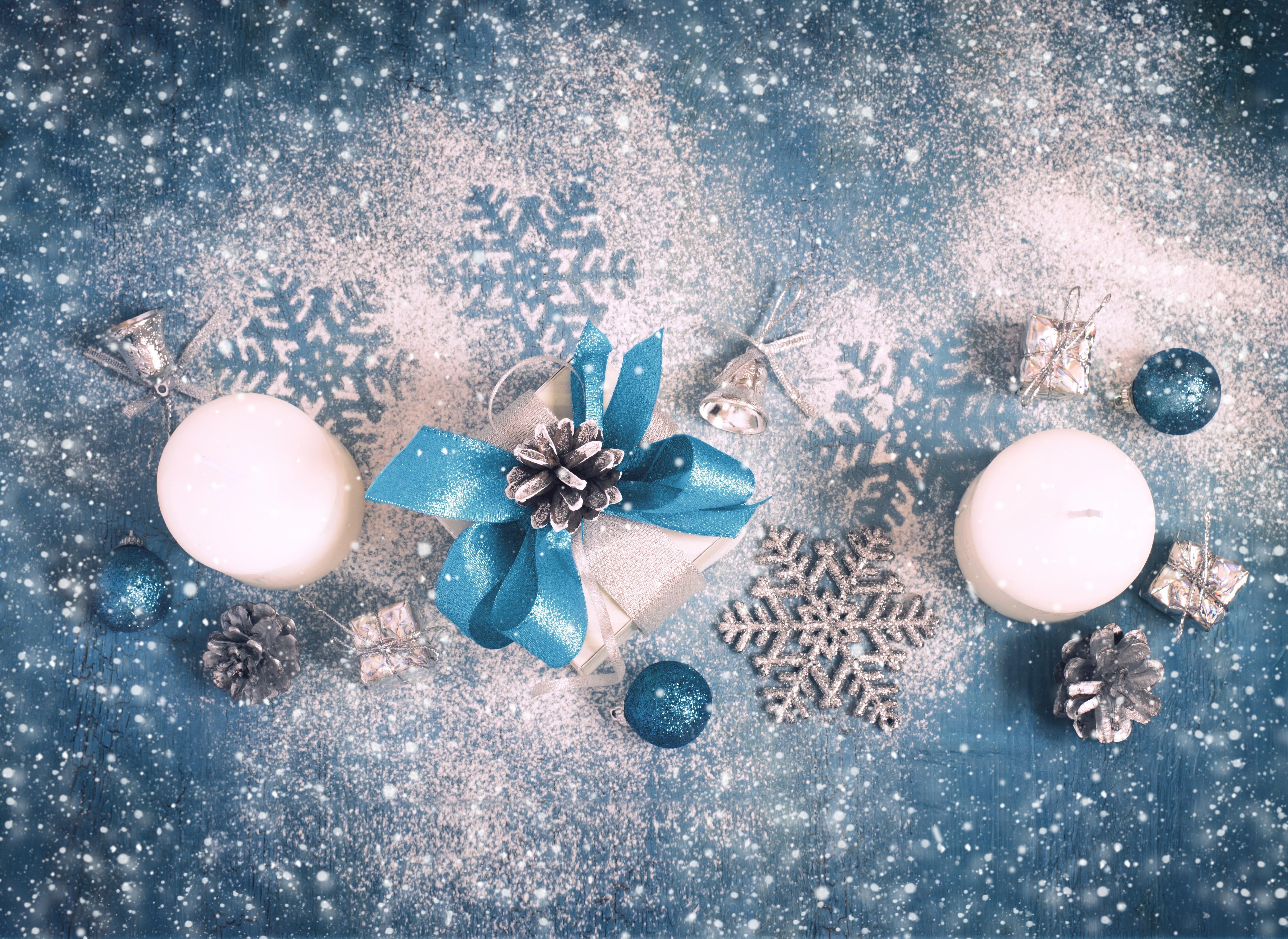 рождество,снежинки,снег,пингвиненок  № 442238  скачать