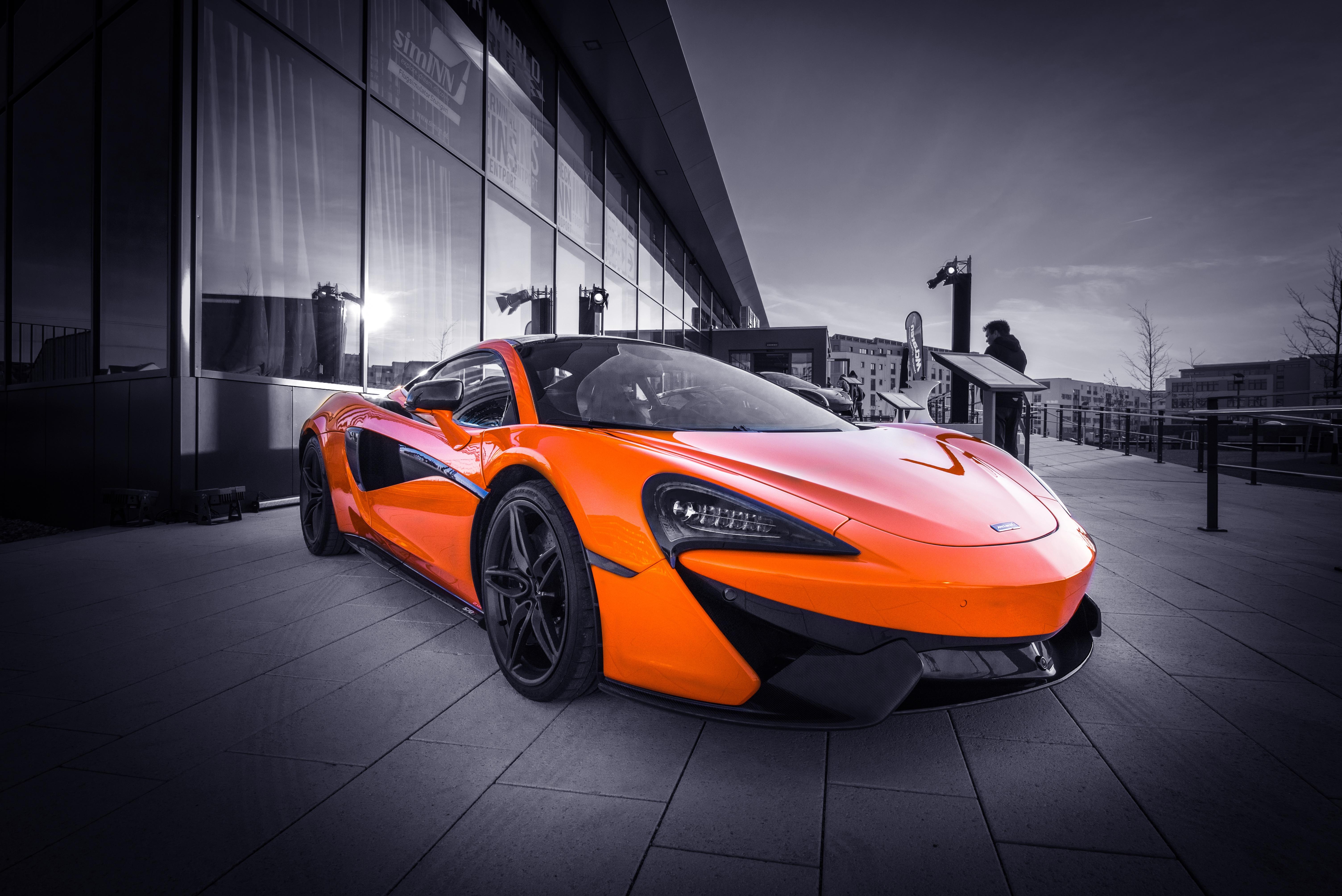 McLaren тюнинг  № 3101112 без смс