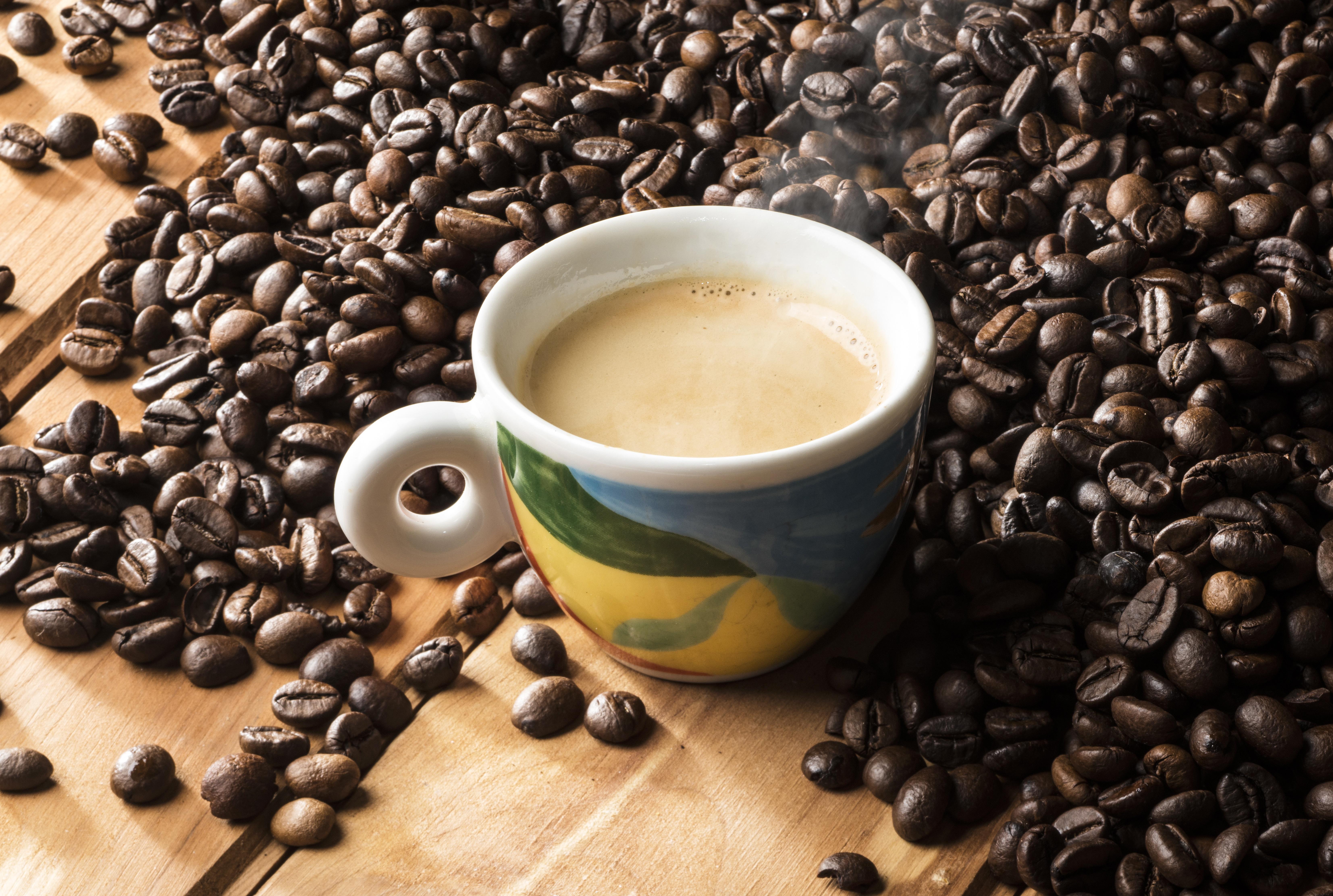 Кофе зерна  № 142108 бесплатно