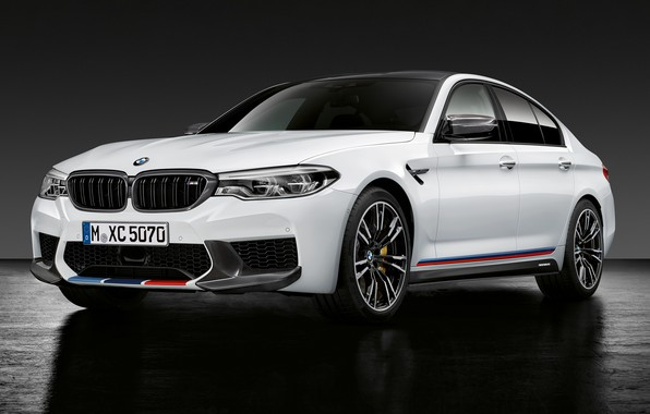 Picture sedan, 2018, BMW M5, M Performance