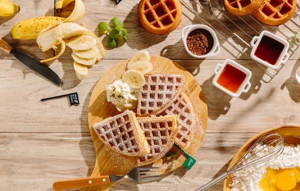 waffles wallpaper 2560x1600 - photo #25