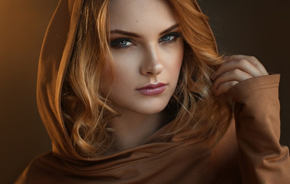 Picture girl, photo, photographer, blue eyes, model, bokeh, lips, face, redhead, portrait, mouth, close up, simple …