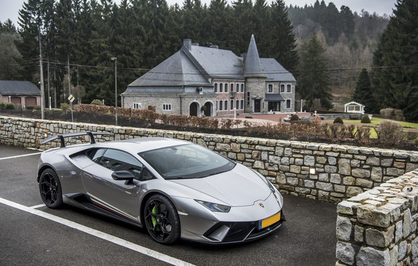 Picture Lamborghini, Performante, Huracan