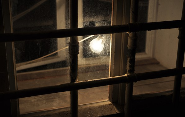 Picture background, lamp, window