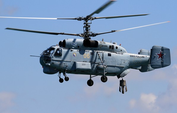 Picture Ka-27, ship, multi-purpose helicopter