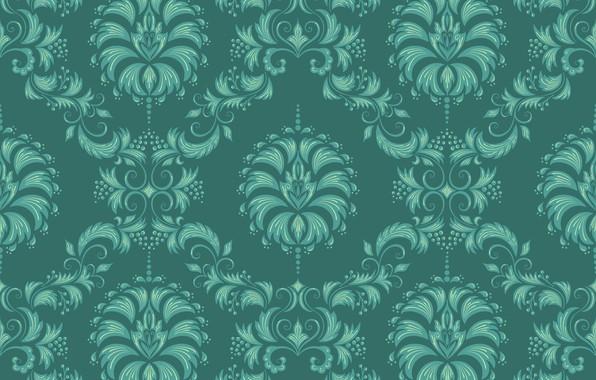 Picture Wallpaper, texture, ornament, vintage