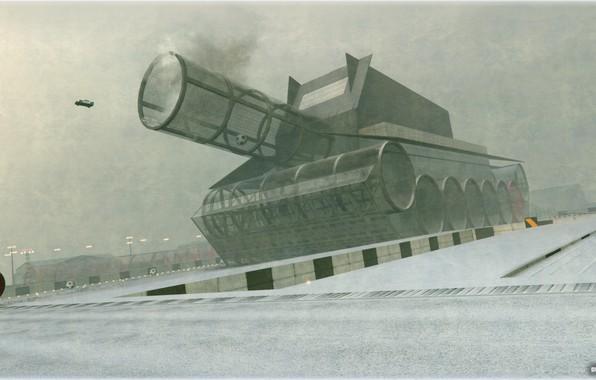 Picture snow, track, Grand theft auto 5