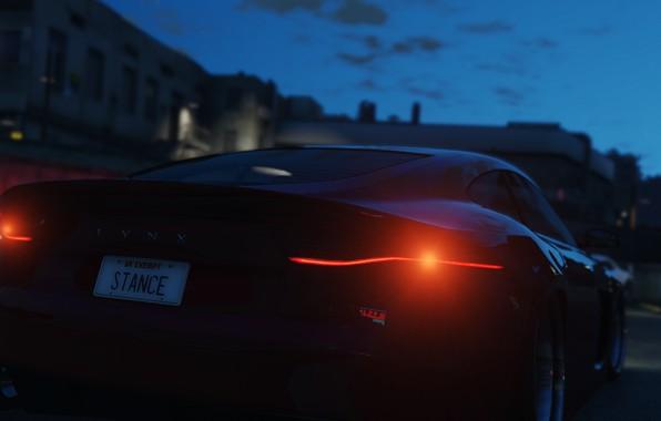 Picture The game, Car, Car, Game, Grand Theft Auto, GTA V, GTA 5, Ocelot, Lynx, GTA …