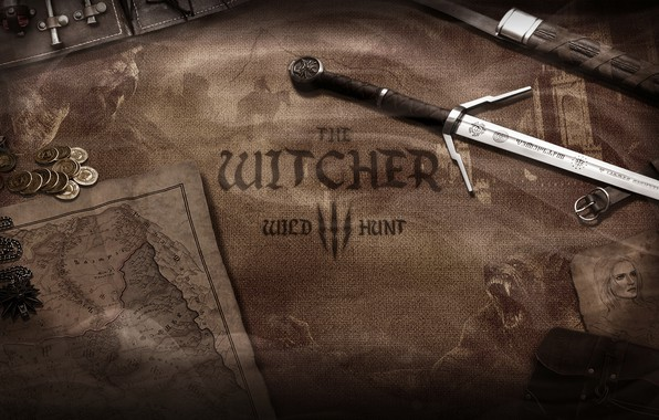 Photo wallpaper the Witcher 3, The Witcher 3 Wild Hunt, CRIS, sword, Witcher, weapons game, Witcher 3, ...