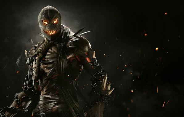 Picture Villain, Warner Bros. Interactive Entertainment, NetherRealm Studios, Injustice 2, Scarecrow, Supervillain