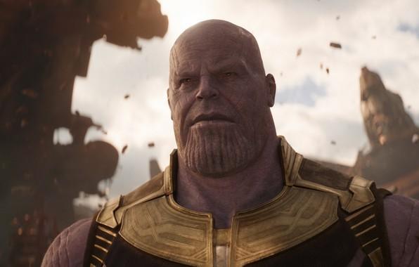 Picture Marvel, Titan, comics, 2018, film, The Avengers, Josh Brolin, Josh Brolin, Movie, Thanos, Thanos, Avengers: ...