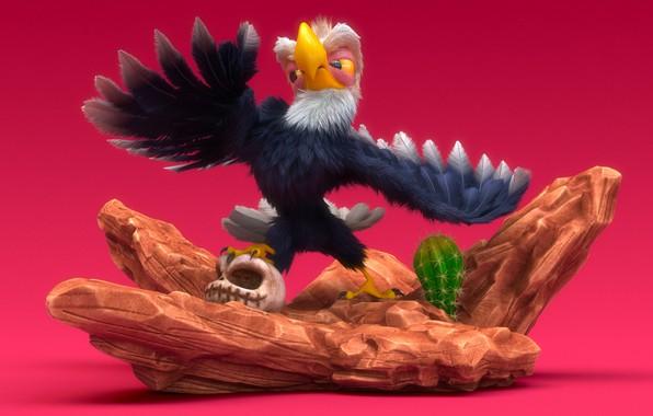 Picture art, Eagle, eagle, ludovic lieme