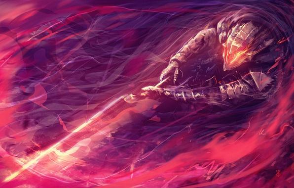 Picture sword, game, armor, anime, power, man, fight, ken, blade, Berserk, evil, asian, warrior, manga, japanese, …