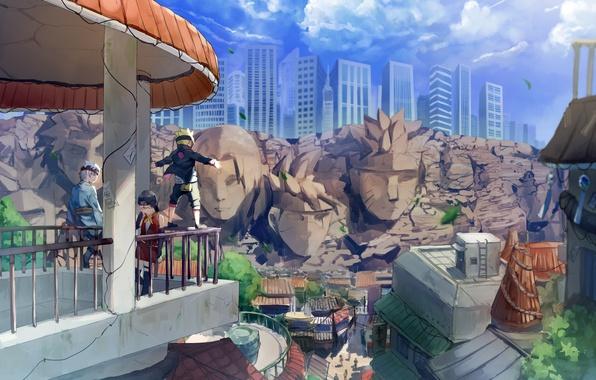 Picture Naruto, ninja, asian, Uchiha, Uzumaki, hokage, shinobi, sensei, japanese, hitaiate, Sarada, Boruto, Mitu parking, Boruto: …