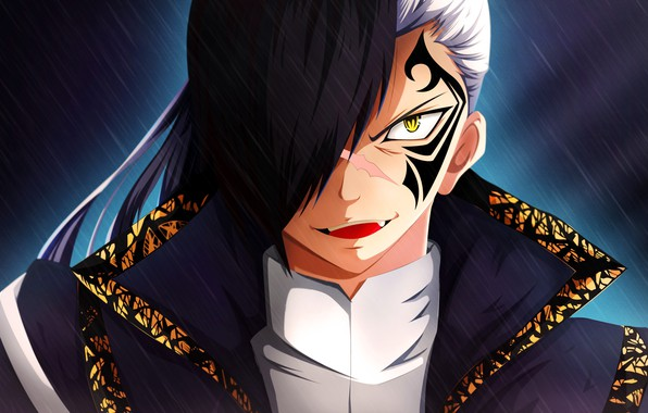 Wallpaper Anime Rogue Dragon Evil Manga Japanese