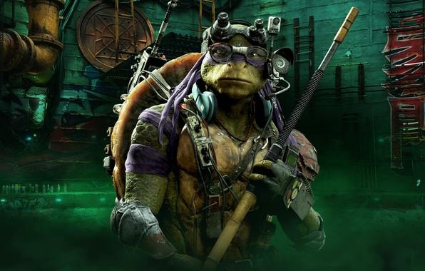 Picture cinema, TMNT, Donatello, movie, Teenage Mutant Ninja Turtles, ninja, hero, film, shinobi, yuusha, bysachso74