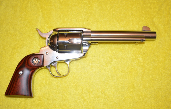 Picture weapons, revolver, 45 Colt