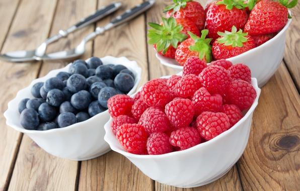 Picture berries, raspberry, blueberries, strawberry, fresh, strawberry, blueberry, berries, raspberry