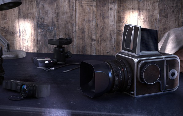 Picture camera, the camera, Hasselblad, Nicolas MOREL
