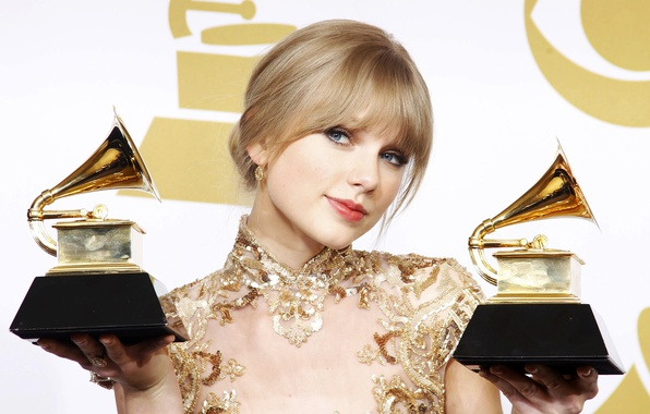 Picture music, model, blonde, singer, Taylor Swift, Taylor Alison Swift, the prize