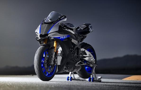 Picture bike, Yamaha, 2018, YZF, R1M