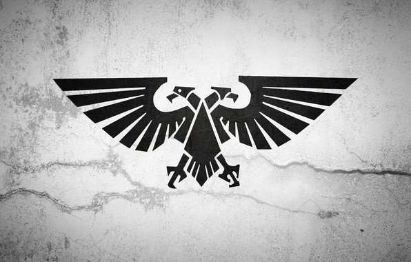 Picture Aquila, Warhammer, Warhammer 40 000, Aquila, Imperial Guard, Imperial Guard, Warhammer 40 000: Dawn of …