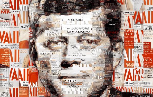 Picture mosaic, USA, John, John, Kennedy, Kennedy, Fitzgerald, JFK, The 35th President, Fitzgerald