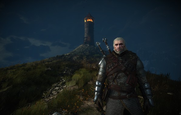 Picture The Witcher, The Witcher, Geralt, The Witcher 3 Wild Hunt, The Witcher 3 Wild Hunt, …