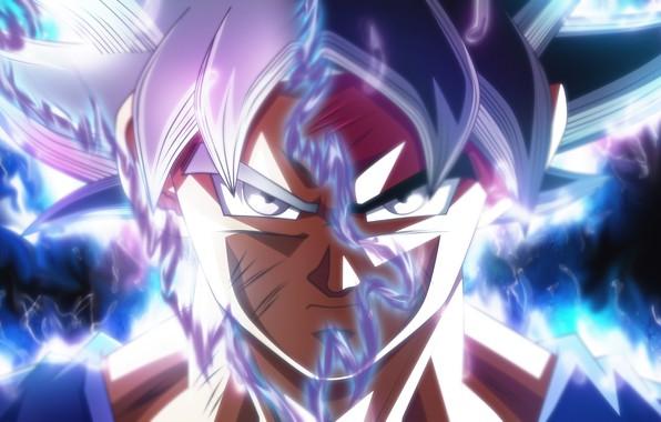 Picture Instinct Dragon, Ball Super, Goku Ultra