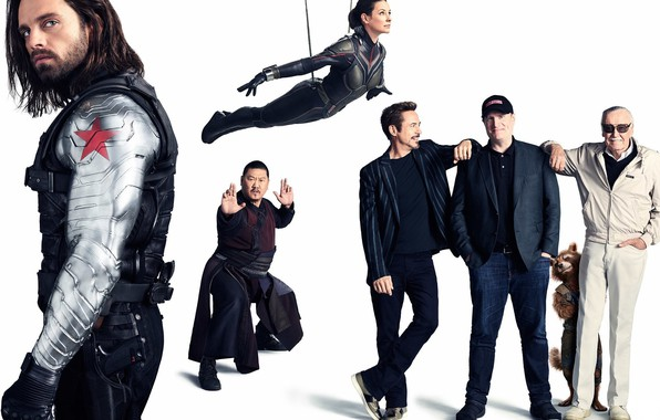Picture the film, white background, 2018, Avengers: Infinity War