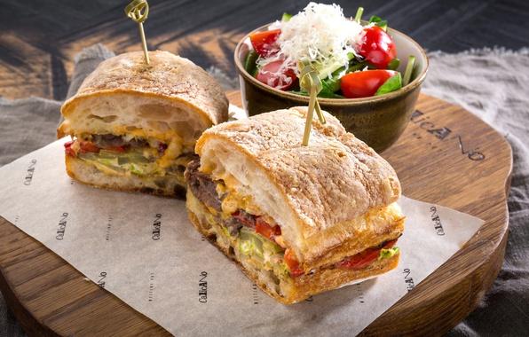 Picture sandwich, vegetables, sandwich, filling