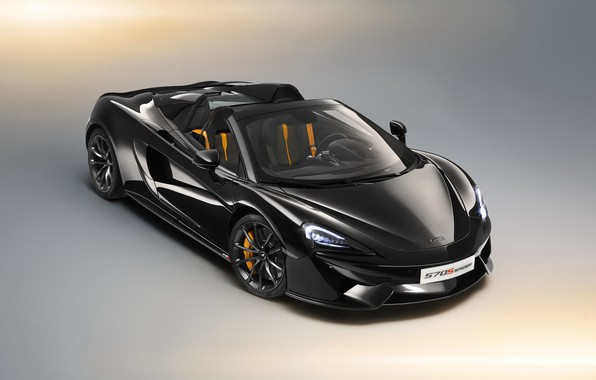 Picture McLaren, 2018, Spider, Design Edition, 570S