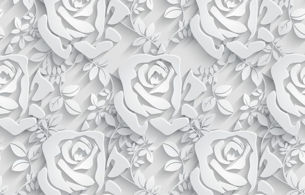 Picture roses, Flowers, pattern, pattern, seamless, Floral, seamless