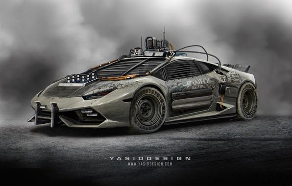 Picture car, auto, tuning, Lamborghini, Lamborghini, car, auto, tuning, Lamborghini Huracan, Yasid Design, Yasid Oozeear