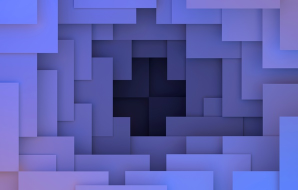 Picture colorful, abstract, design, background, geometry, geometric shapes, 3D rendering