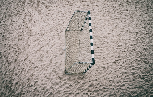 Picture sand, sport, gate