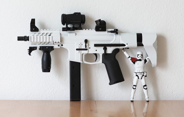 Picture weapons, 9mm, stormtrooper, AR15