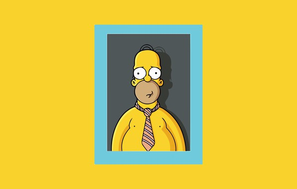 Picture The simpsons, Figure, Frame, Homer, Simpsons, Art, Cartoon, The Simpsons, Homer Simpson, Homer Simpson, Homer, …